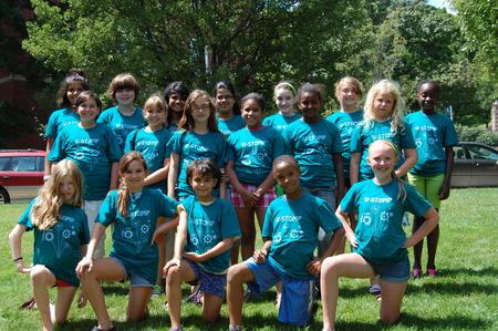 Wstomp Camp  T-Shirt Photo