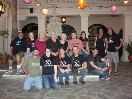 The Pasadena Playhouse Investigation T-Shirt Photo