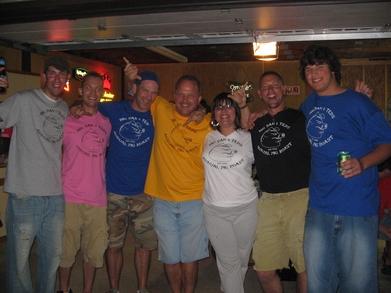 Post Party   Big Dan & Ted's Annual Hog Roast T-Shirt Photo