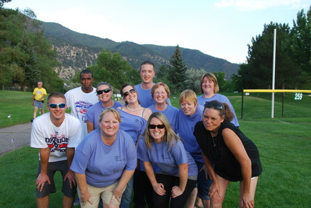 2012 Roaring Fork Relay For Life T-Shirt Photo