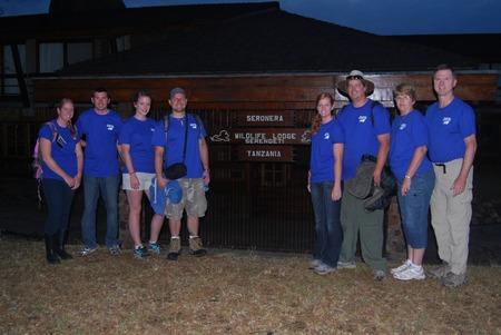 Africa Safari 2012 T-Shirt Photo