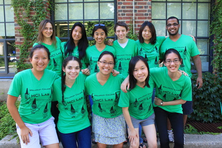 Wellesley College Hci Research Lab Gnomes! T-Shirt Photo