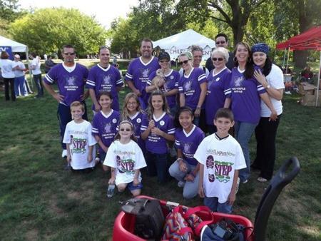 Purple Ninja's T-Shirt Photo
