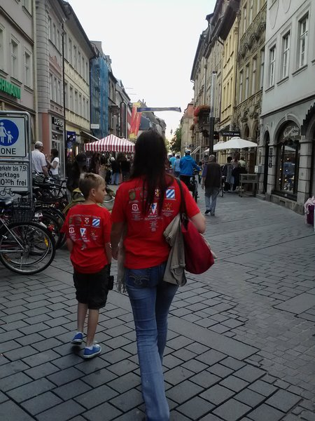 Bamberg Germany T-Shirt Photo