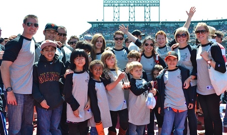 Keen San Francisco's Day At At&T Park T-Shirt Photo