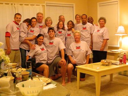 Birthday Bash Amelia Island 2012 T-Shirt Photo
