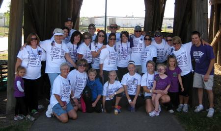 Team Sweet Caroline T-Shirt Photo