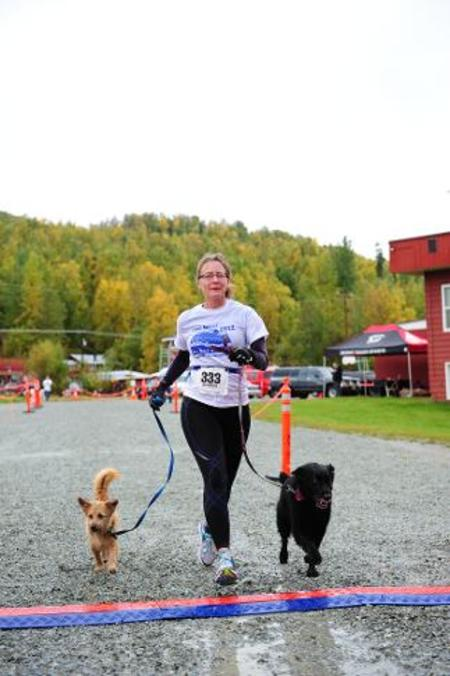 Proud Dog Dash & Dawdle Finishers T-Shirt Photo