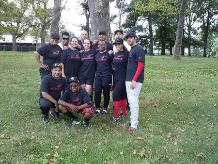 Ny Red Hawks T-Shirt Photo