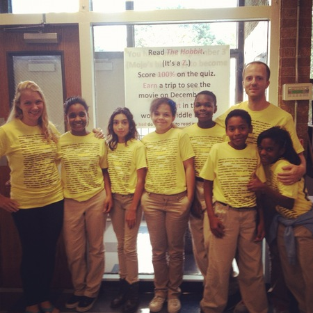 Summer Millionaires At Rise Academy! T-Shirt Photo