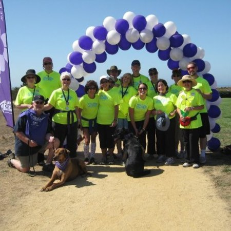 Walk To End Alzheimers 2012 T-Shirt Photo