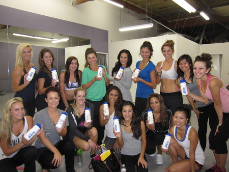 Anaheim Bolts Professional Dance Team  T-Shirt Photo