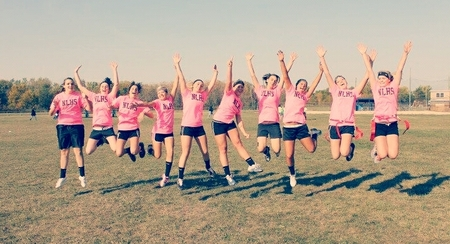 Powderpuff '14 T-Shirt Photo