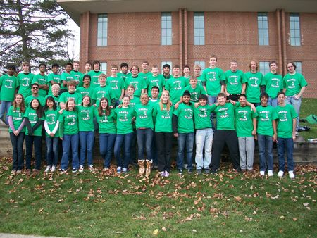 Kamsc 2011 12 Computer Programming Team T-Shirt Photo