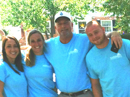 Sanders Construction & Daughters Hgtv Shirts T-Shirt Photo