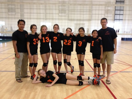 "Enfuego Looks ""Hot"" Sporting Their New Team Jerseys! T-Shirt Photo"