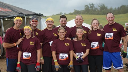 Before The Tough Mudder T-Shirt Photo