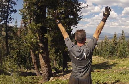 Conquering Tough Mudder T-Shirt Photo