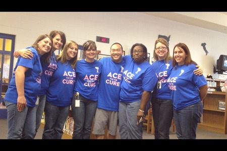 Ace For The Cure T-Shirt Photo