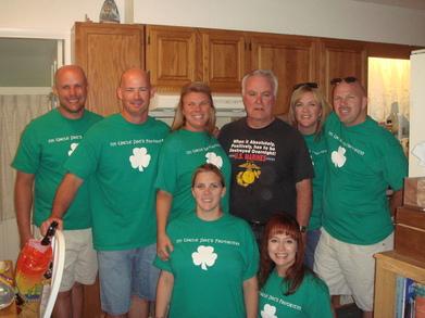 I'm Uncle Pat's Favorite T-Shirt Photo