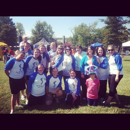 Dia Beat It   Jdrf Walk For A Cure   Team Emma T-Shirt Photo