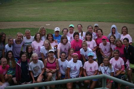 1st Annual Chautauqua Mother Daughter Softball Game T-Shirt Photo