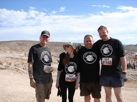 The B Team T-Shirt Photo