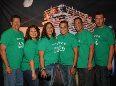 Joe's Bday Cruise T-Shirt Photo