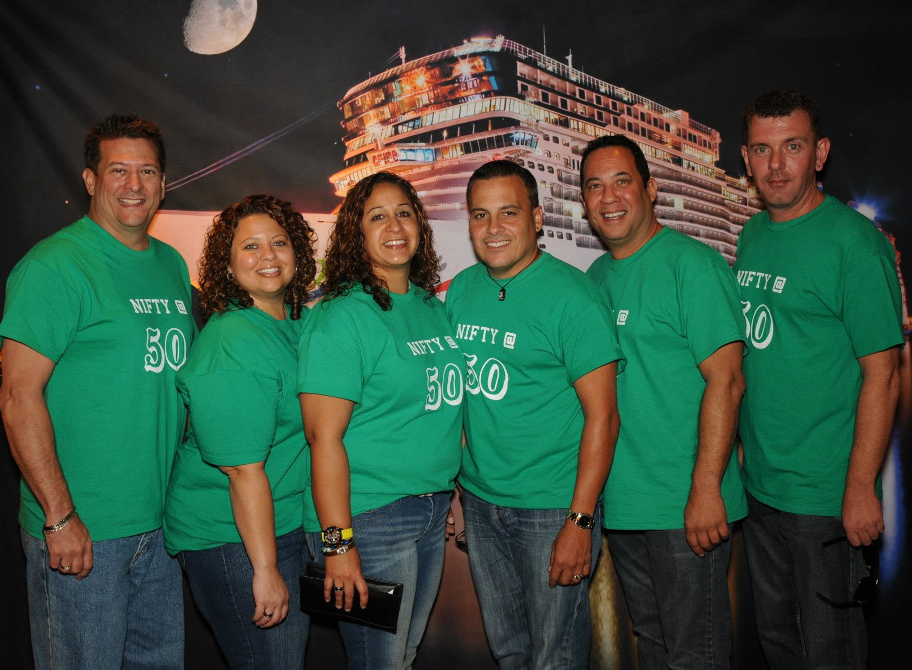 Joes Bday Cruise T Shirt Photo