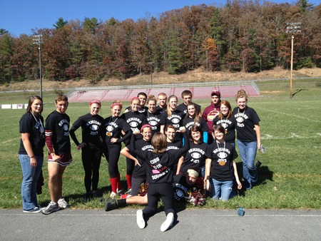 Senior Powderpuff T S T-Shirt Photo