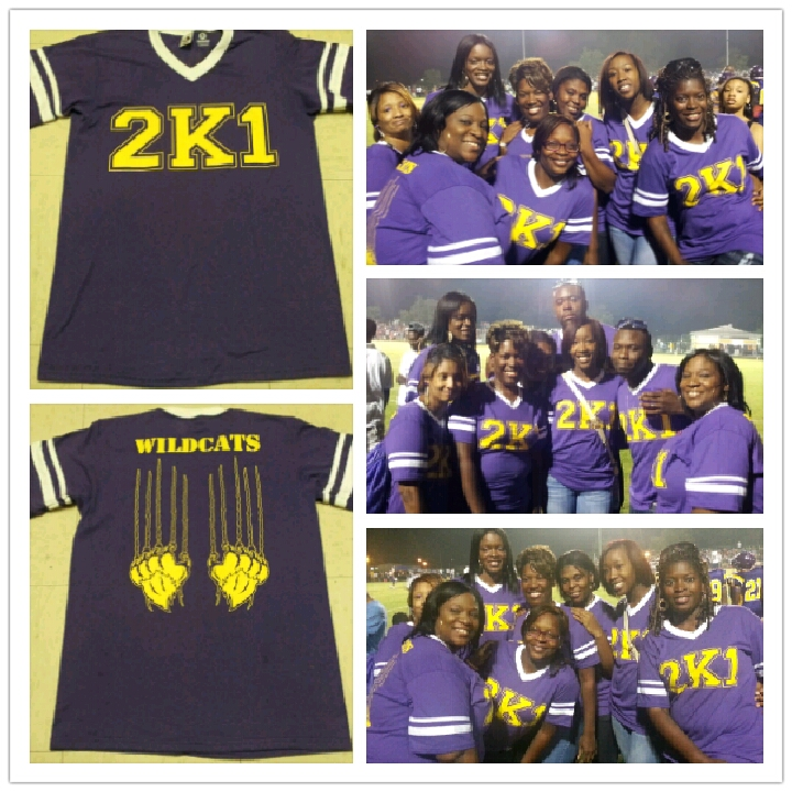 High School Homecoming 2012 T Shirt Photo