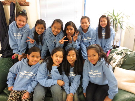 Parkside Girls' Club T-Shirt Photo