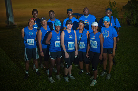 Philly Net Road Runners Team T-Shirt Photo