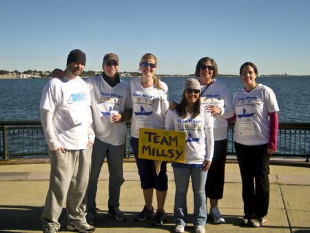 Team Millsy T-Shirt Photo