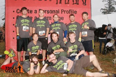 Tough Mudder Seattle 2012 T-Shirt Photo