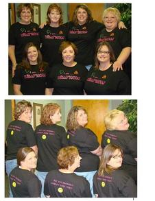 Hilarious Girls! T-Shirt Photo