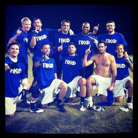 Uwg Flag Football Champs! T-Shirt Photo