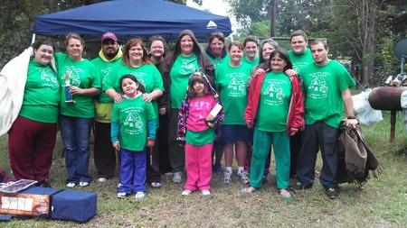 The Mc Adams Clan T-Shirt Photo