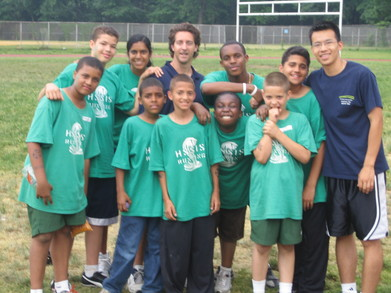 Henry Street School Running Team T-Shirt Photo