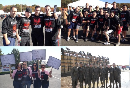 Chaos Crew 2012   Tough Mudder Tri State T-Shirt Photo