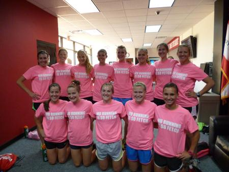 Maryville Cross Country  T-Shirt Photo