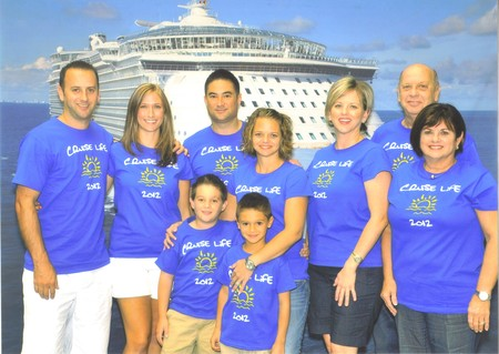 Cruise Life 2012 T-Shirt Photo