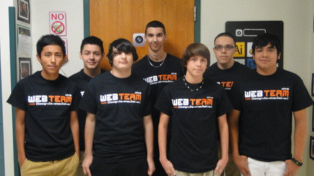 West Mesquite Hs Web Designers T-Shirt Photo