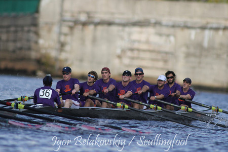 Hobart Alumni 8+ T-Shirt Photo