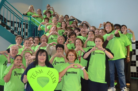 Our Hearts Belong To Ellen! T-Shirt Photo