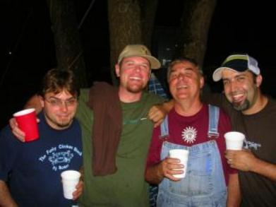 Three Years Of Pig Roast Tees T-Shirt Photo