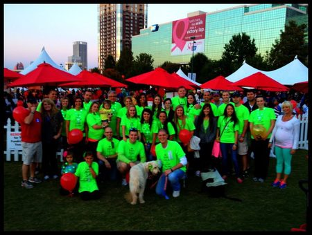 Light The Night Walk T-Shirt Photo