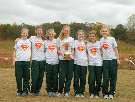 Supergal Champions T-Shirt Photo