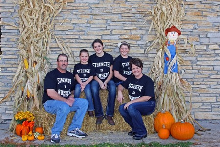 Strength In Numbers Greg Olson Benefit T-Shirt Photo