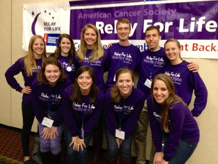 Relay Exec 2012 2013 T-Shirt Photo